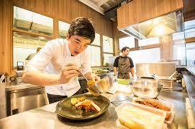 cuisine chef cheftalk ร านอาหาร แบกะด น ม มมองสตร ทฟ ดผ านสายตา เชฟต น ธ ต