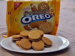 wal mart thanksgiving limited edition gingerbread oreo cookies debut at walmart rockin