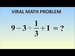 Meme Math Problem - 48 2 9 3 know your meme