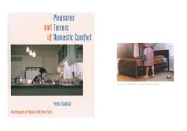 pleasures and terrors of domestic comfort visual bibliography in print anne turyn image text pleasures
