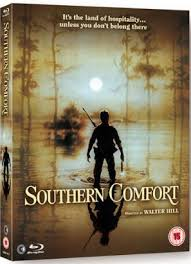Southern Comfort Review Southern Comfort 1981 Uk Blu Ray Review Theaterbyte