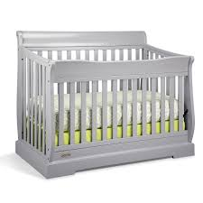 Convertible Crib Brands Graco Cribs Maple Ridge 4 In 1 Convertible Crib In Dove Brown Free