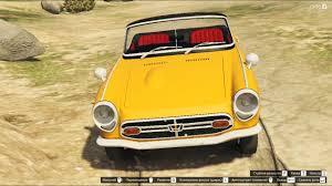 honda s800 gta 5 1970 honda s800 cabriolet youtube