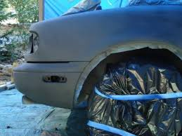 How Many Coats Of Spray Paint On Metal - paint your car with rustoleum 9 steps with pictures