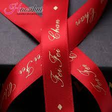 personalized ribbon printing 2 51mm wholesale personalized ribbon custom printed satin