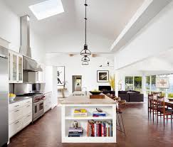 Ranch Kitchen Design by Modern Ranch House Mark Ashby Design