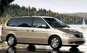 2003 honda odyssey minivan 2012 honda odyssey accessory part review