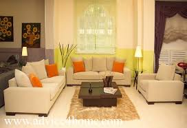 Wall And Classic Sofa Design In Living Room - Classic sofa design