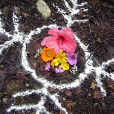 ground egg shells cascarilla powder uses kitchen magick witch crafts