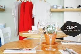 Boutique Concept Store Clint Un Restaurant Boutique Réussi Le Polyèdre