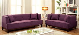 Purple Velvet Chesterfield Sofa by Furniture Grey Leather Tufted Sofa Purple Loveseat Turquoise