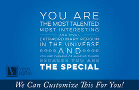 you are special quote a wall decor vinyl lettering decal