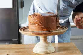 classic yellow cake with chocolate frosting recipe tasting table