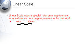 Map Scales Map Scale Ppt Download