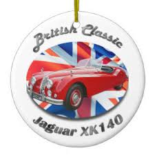 classic jaguar ornaments keepsake ornaments zazzle