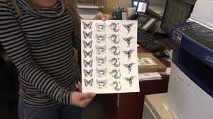 tattoo decal paper buy waterslide decal temporary tattoo paper tutorial youtube