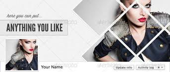 60 facebook cover psd templates with high resolution