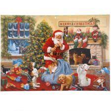 lighted santa s workshop advent calendar chocolate advent christmas calendars advent wreaths bronner s