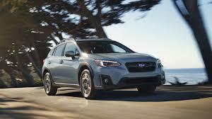 Subaru Xv Crosstrek Interior 2018 Subaru Xv Crosstrek Review Top Speed
