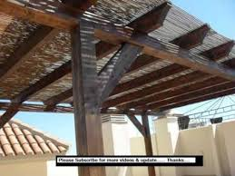 Design Ideas For Suntuf Roofing Pergola With Roof Design Ideas Pictures
