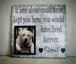 dog memorial pet picture frame gift pet memorial gift dog memorial frame