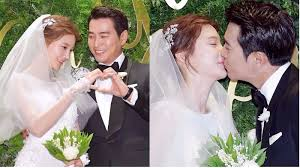 wedding pictures the official wedding photos from joo sang wook and cha ye