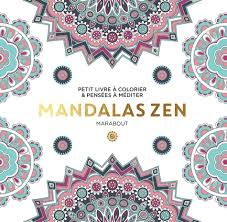Mandalas zen Marabout  Decitre  9782501136808  Livre