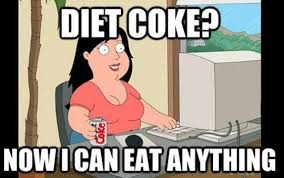 Funny Coke Meme - diet coke funny family guy meme