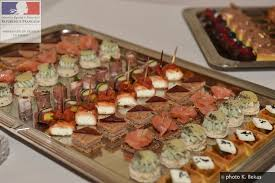 ambassade cuisine 5ème festival de la gastronomie française cocktail à l ambassade