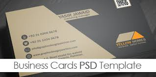 template business card psd free real estate business card template
