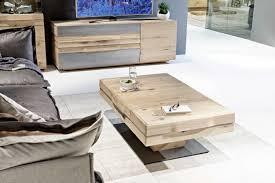 Designer Tables German Designer Table Convertible In Oak Wood
