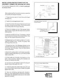 damper sealing kit u2013 seal your fireplace damper product info