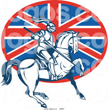royalty free british flag stock logo designs