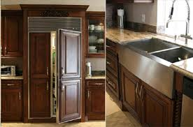 kitchen cabinet design awesome prefabricated kitchen cabinets