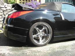 nissan 350z nismo spoiler roadster mods styling 350z u0026 370z uk