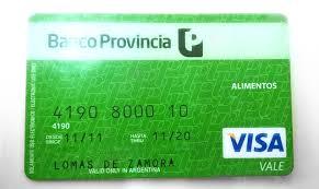 consulta de saldo visa vale social tarjeta visa vale social del plan mas vida cargada octubre 2016
