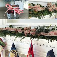 How To Decorate A Shoebox How To Decorate For Christmas On A 3 Budget Passionate Penny