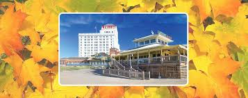 thanksgiving dinner in atlantic city four restaurants resorts ac