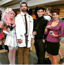 Secret Service Halloween Costume Archer Kriger Fiance Kriger Archer Cheryl Cosplay Kind