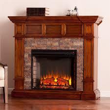shop boston loft furnishings 45 75 in w 5000 btu buckeye oak mdf