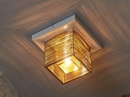Modern Ceiling Light Fixtures Set Of 3 Double Cube Modern Pendant Lights Sevensmith