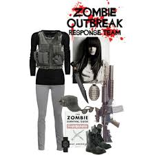 Zombie Hunter Costume Zombie Hunter