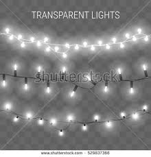 christmas lights border stock images royalty free images