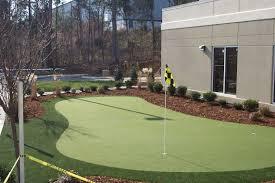 backyard golf ideas home outdoor decoration
