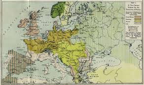 Map Of Ww1 Europe by Interesting