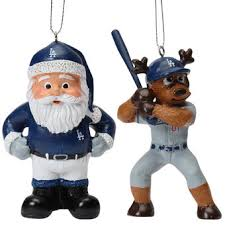 los angeles dodgers ornaments dodgers ornaments
