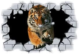 27 tiger wall decal tiger wall decals tiger wild animals vinyl 27 tiger wall decal tiger wall decals tiger wild animals vinyl decal wall sticker artequals com
