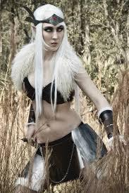 Elven Halloween Costume Skyrim Wild Elf Cosplay Elf Skyrim Elf Cosplay