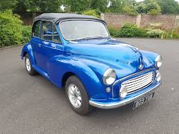 1962 morris minor convertible mathewsons