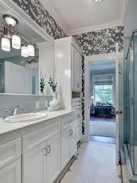 Bathroom Vanity And Linen Cabinet by Linen Cabinet Houzz